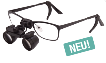 Lupenbrille NDT 401-S - 2.5 Fach