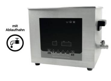 13 liter Ultrasonic cleaner